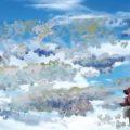 ワークショップ「空をキャンバスにして油絵を描こう!」